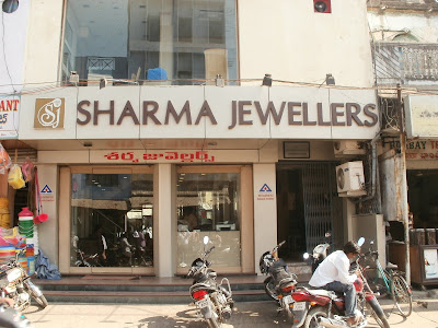 SHARMA JEWELLERS NIZAMABAD