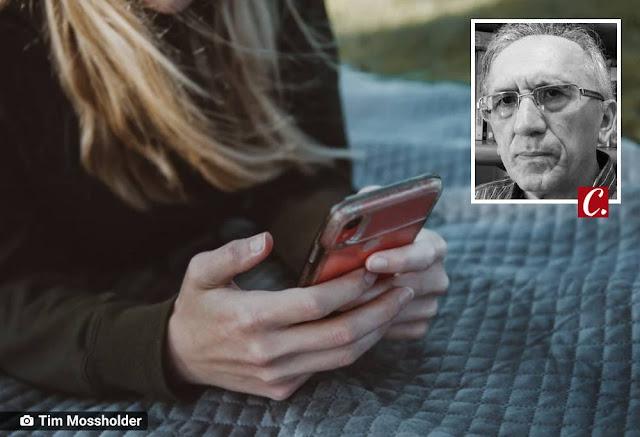 ambiente de leitura carlos romero chico viana alerta exibicionismo exposicao intimidade publicar rede facebook instagram uso redes sociais