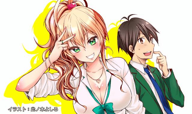 Anime Dimana Cewek Populer Jatuh Cinta Dengan Cowok Yang Biasa 8 Anime Dimana Cewek Populer Jatuh Cinta Dengan Cowok Biasa
