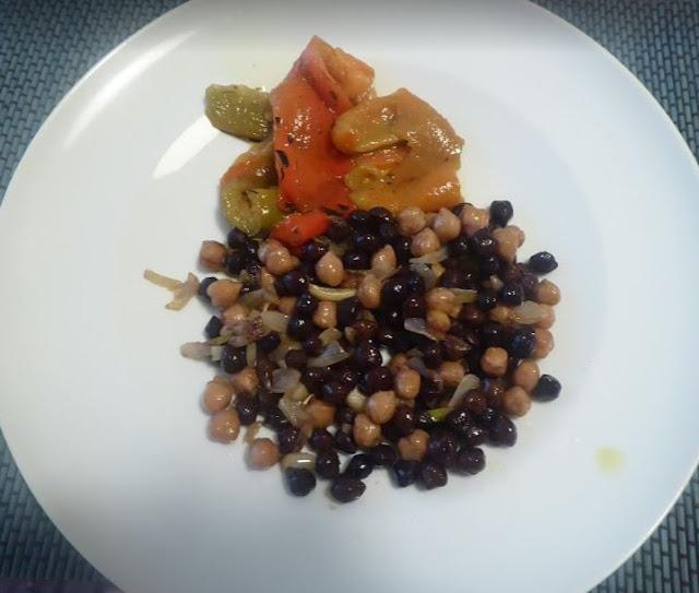 Come cucinare i ceci neri di Puglia