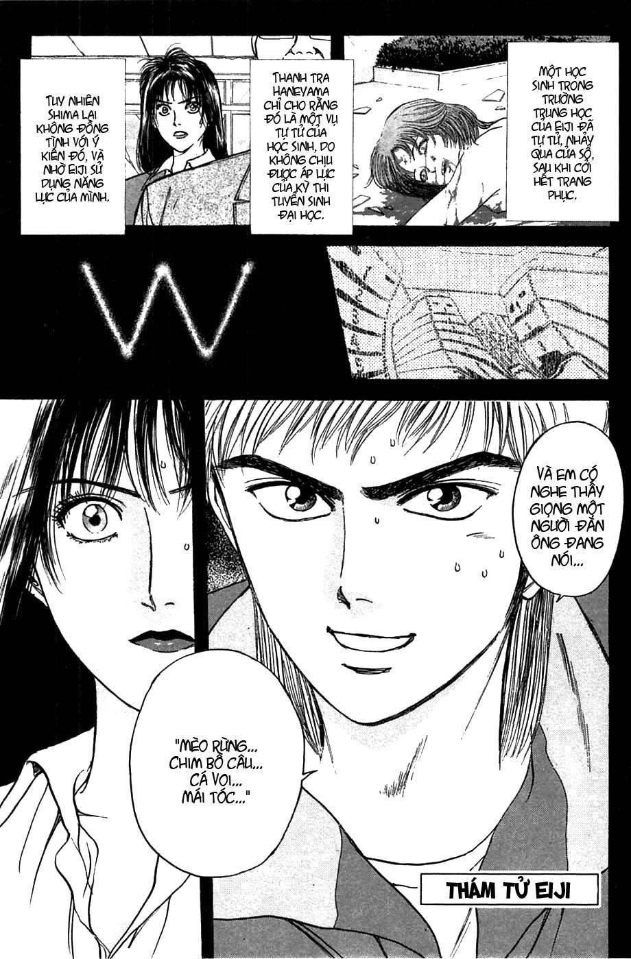 Psychometrer Eiji chapter 36 trang 2