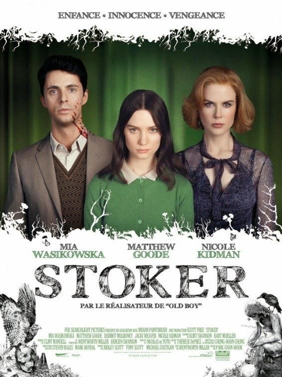Stocker (2013) สโตกเกอร์ อำมหิต พิศวาสร้อน [HD][พากย์ไทย]