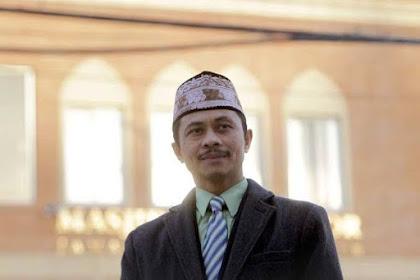 Nasihat Imam Shamsi Ali tentang  Ridho Allah