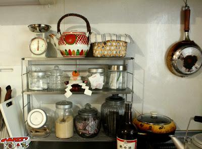 正月キッチン