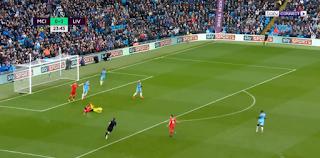شاهد ملخص واهداف مباراة  مانشستر سيتي وليفربول 1-1 الدوري الانجليزي