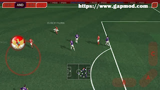 Download DLS Mod Garuda Soccer League by Aaf Azril www.gapmod.com