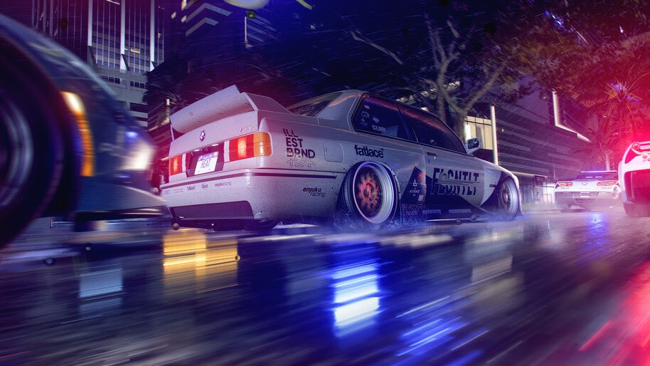 Need For Speed Heat 4k Wallpaper 5 1420