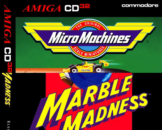 Indie Retro News: AMIGA CD32