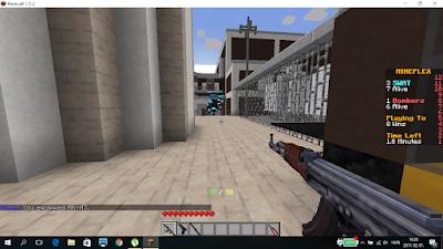 Minecraft minigame: minestrike