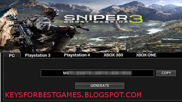 sniper ghost warrior 2 serial number txt