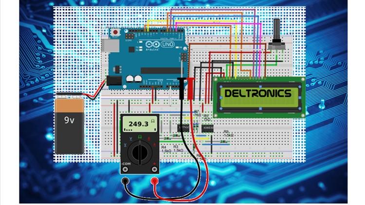 Make & learn Electronics & Arduino