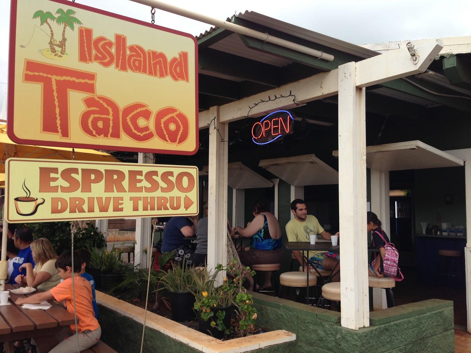 Taste Of Hawaii Island Taco Waimea Kauai