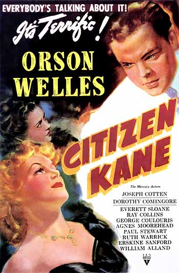 Citizen Kane Orson Wellesmovieloversreviews.filminspector.com film poster
