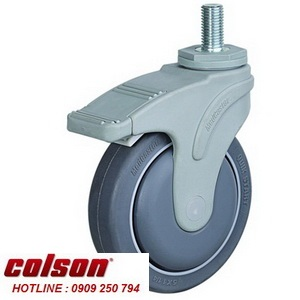 Bánh xe càng nhựa y tế nhà hàng Colson 6 inch | STO-6854-448BRK4 www.banhxedayhang.net