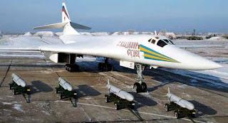 Tu-160 White Swan