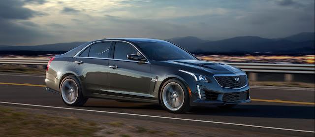 Nuevo Cadillac CTS-V 2016