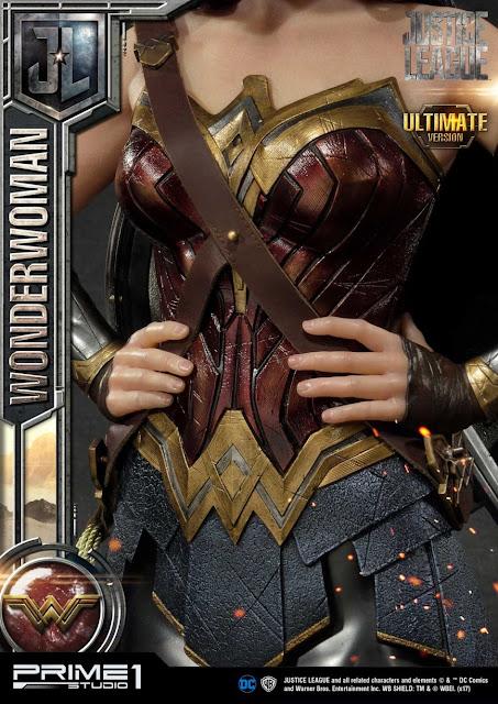 Museum Masterline Series: Wonder Woman Ultimate Edition  - Prime 1