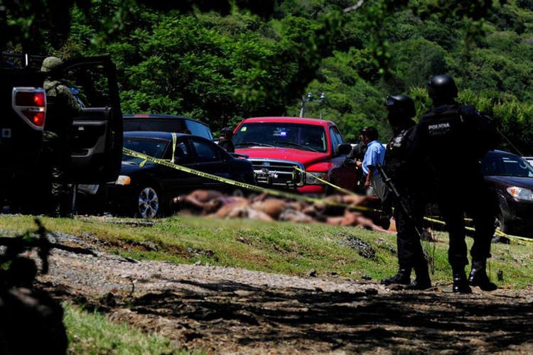 Quiénes son y cómo operan Los Zetas, un cártel sanguinario de México