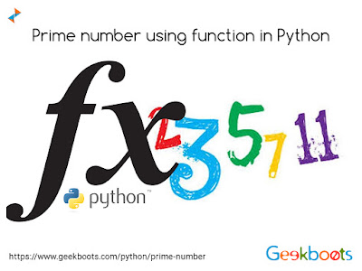 https://www.geekboots.com/python/prime-number
