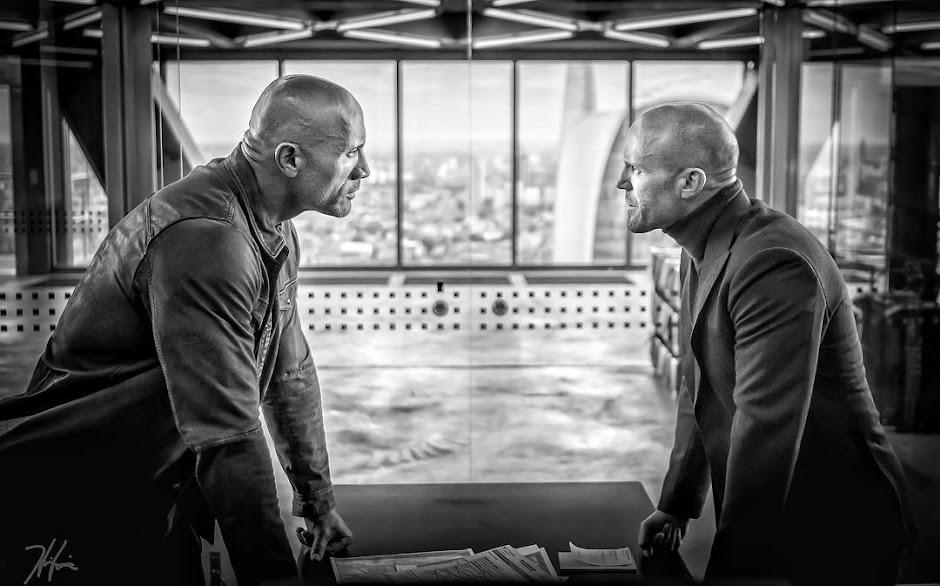 """Ex-inimigos se tornam aliados no 1º trailer de """"Velozes e Furiosos: Hobbs & Shaw"""""""