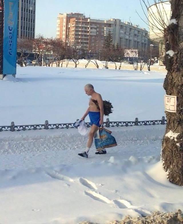 Это возможно только в России (15 фото)