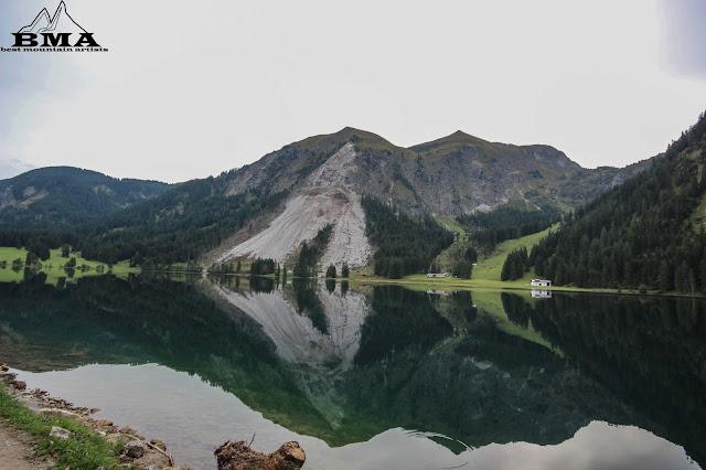 Wandern Österreich - Tannheimer Tal Tourismus - Wandern Vilsalpsee - Rund um den Vilsalpsee - Best Mountain Artists