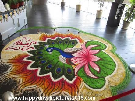 Rangoli Designs 2016