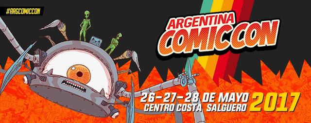 Argentina ComicCon 2017
