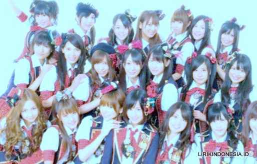 Lirik Heavy Rotation dari JKT48