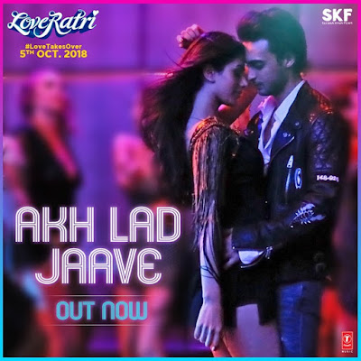 #instamag-check-out-akh-lad-jaave-from-loveratri