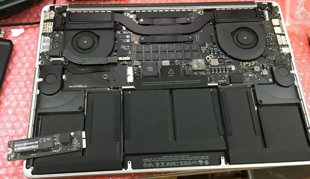 [SOLVED] SERVICE MACBOOK PRO A1502 | KEDAI REPAIR MACBOOK 8