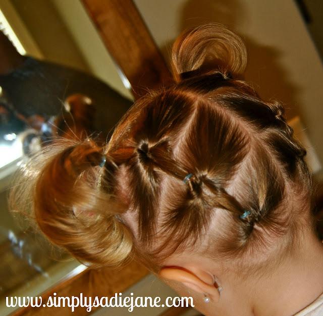 Tremendous Simply Sadie Jane 22 More Fun And Creative Toddler Hairstyles Hairstyles For Men Maxibearus