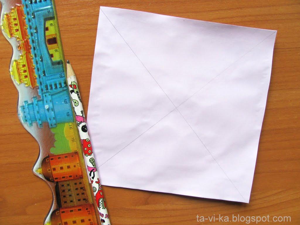 Как сделать бумажную вертушку - 3 варианта! :: Это интересно!