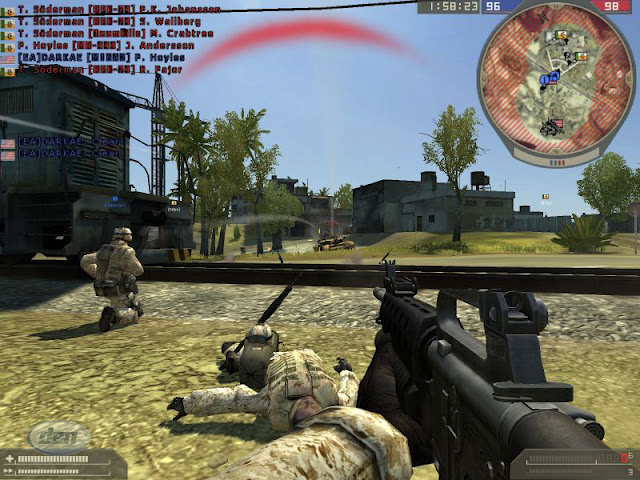 Battlefield 2 Games Free Download Compressed+Ripped