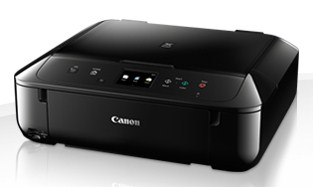 performance multifunction printer inks in addition to offers  Canon PIXMA MG6800 Series Printer Driver Download
