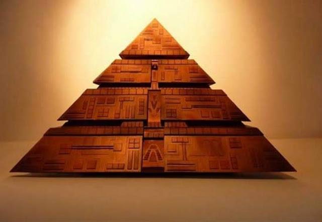 Магическая пирамида для исполнения всех желаний
