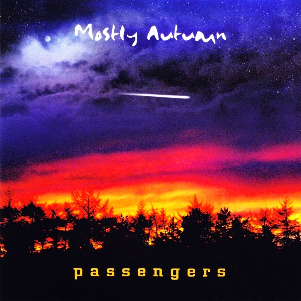 Mostly Autumn - Passengers (2003)