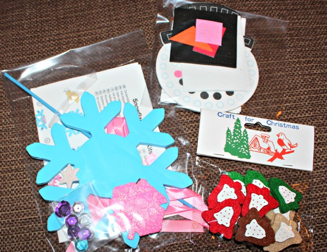 Magical Christmas Eve Activity Box- craft kits