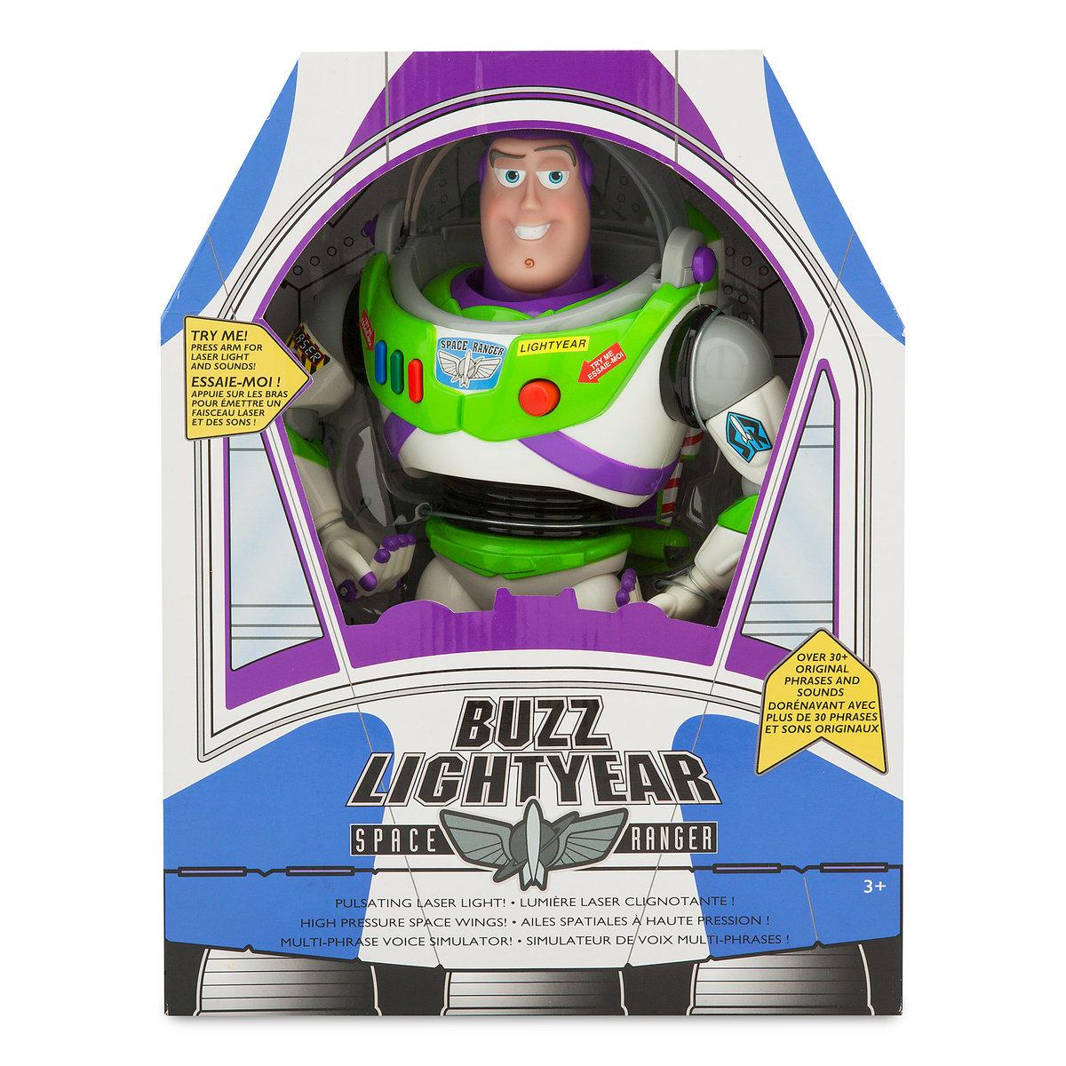 La Tienda De Lulú  Buzz Lightyear Toy Story 314533ae9ae