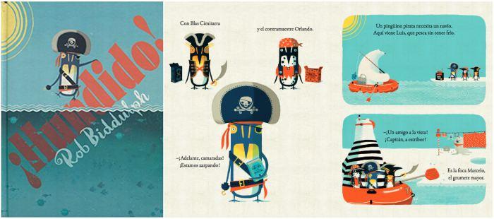 mejores cuentos infantiles 5, 6, 7, 8 años, libros recomendados hundido rob biddulph