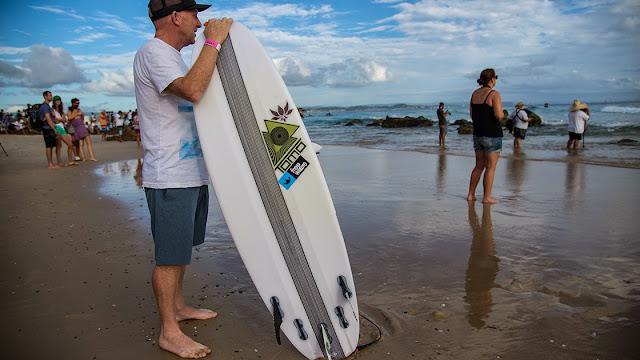 Kelly slater surfboard