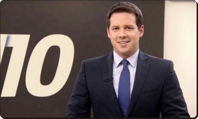 """DONY DE NUCCIO SUBSTITUIRÁ EVARISTO COSTA NO """"JORNAL HOJE"""""""