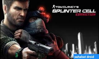 Splinter Cell Conviction mod apk