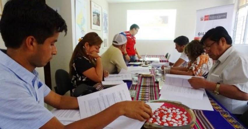 QALI WARMA: Veedores de Lambayeque son capacitados para el Proceso de Compras Electrónico 2020 - www.qaliwarma.gob.pe