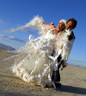 Vestidos de moda de novia