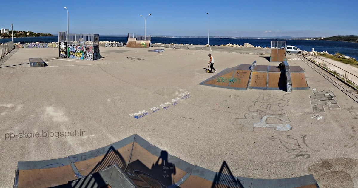 Le skatepark de martigues 13 jackspots - Point p martigues ...