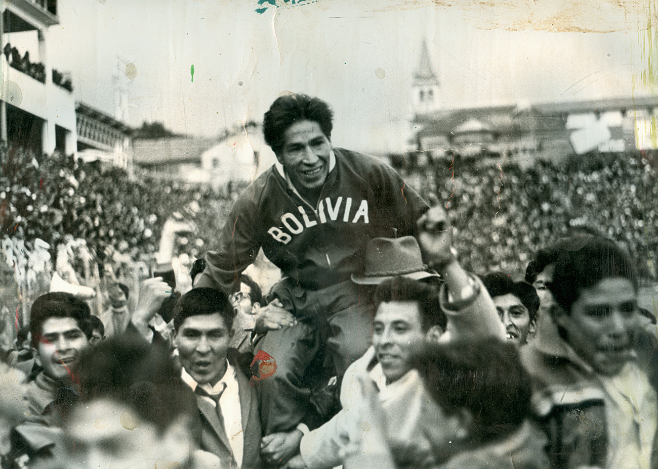 Image result for bolivia copa america 1963