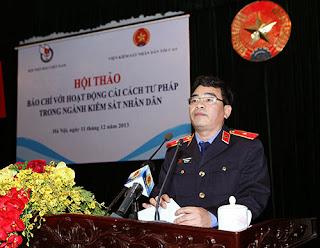 Viện trưởng VKSND Tối cao Nguyễn Hòa Bình và vụ chạy án rúng động trong nội bộ cấp cao ngành Kiểm sát