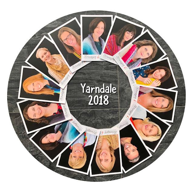 Scheepjes Bloggers 2018