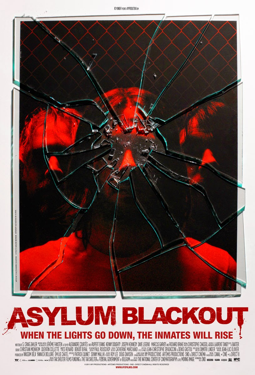 The Incident - Asylum Blackout  (2011) ταινιες online seires oipeirates greek subs